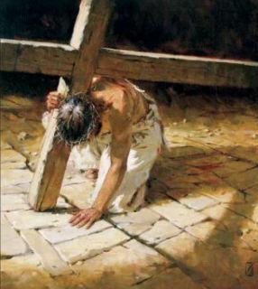 'As pessoas se identificam com o Cristo morto na Cruz, se identificam também por causa dos seus sofrimentos, das suas dores', diz padre Hernaldo