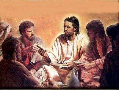 Jesus-partilha-o-pao-com-os-discipulos