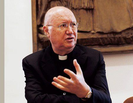 Mons. Claudio Maria Celli