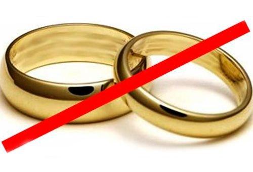 Católicos nos EUA ainda conservam as taxas mais baixas de divórcio