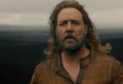 Russel Crowe convida o Papa a assistir ao filme Noé