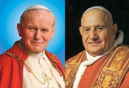 Canonização de João Paulo II e João XXIII será transmitida em HD e em 3D