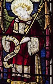 San Gabriel, igreja dos santos Filipe e Tiago, Oxford, Inglaterra