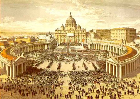 Vatican-paint