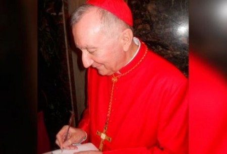 Cardeal Pietro Parolin